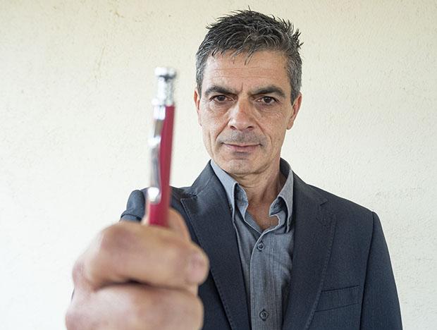 Escriptor Jordi Coll Vinyoles